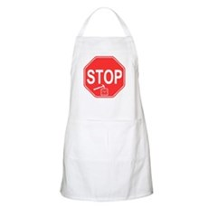 Stop! Hammer Time! BBQ Apron