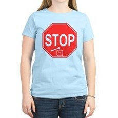 Stop! Hammer Time! Womens Light T-Shirt