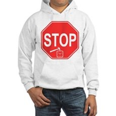Stop! Hammer Time! Hooded Sweatshirt