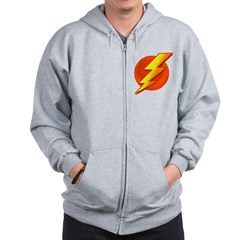 Superhero Zip Hoodie