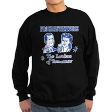 Procrastinators: Leaders of T Dark Sweatshirt
