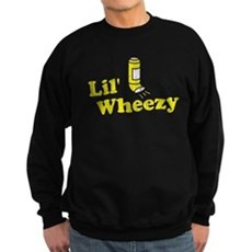 Lil' Wheezy Dark Sweatshirt