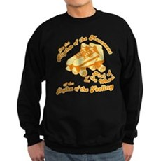 The Rhythm of the Movement Dark Sweatshirt