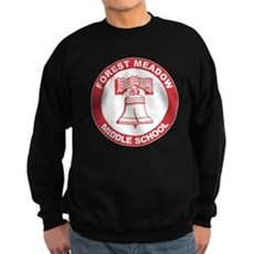 Forest Meadow Middle School Dark Sweatshirt