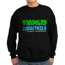 Vandelay Industries Dark Sweatshirt