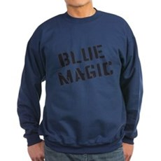 Blue Magic Dark Sweatshirt