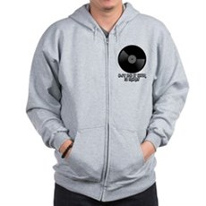 DJ's Do It With 12 Inches Zip Hoodie