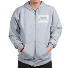 Chase Boys, Chase Dreams, Cha Zip Hoodie