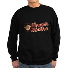 Cougar Hunter Dark Sweatshirt
