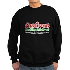 FESTIVUS™ for the rest-iv-us Dark Sweatshirt