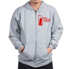 Support Independent Horrors Zip Hoodie