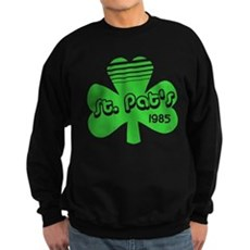 Retro St. Pat's Dark Sweatshirt