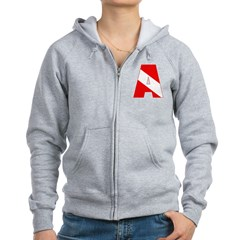 http://i2.cpcache.com/product/335131135/scuba_flag_letter_a_zip_hoodie.jpg?color=LightSteel&height=240&width=240