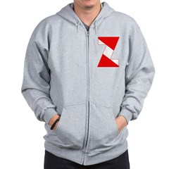 http://i2.cpcache.com/product/335131405/scuba_flag_letter_z_zip_hoodie.jpg?color=HeatherGrey&height=240&width=240
