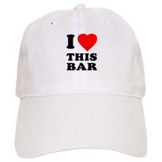 I Love This Bar Cap