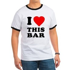 I Love This Bar Ringer T
