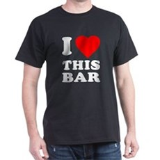 I Love This Bar T-Shirt