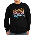 Rockin' Down the Flyway Sweatshirt (dark)