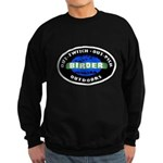 Birder: Out-Twitch... Sweatshirt (dark)