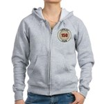 Lifelist Club - 150 Women's Zip Hoodie