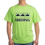 Forecast for Birding Green T-Shirt