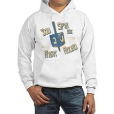 You Spin Me Right Round Hooded Sweatshirt