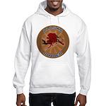 Alaska Birder Hooded Sweatshirt