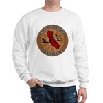 California Birder Sweatshirt
