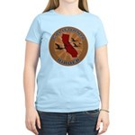 California Birder Women's Light T-Shirt