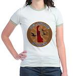 Delaware Birder Jr. Ringer T-Shirt