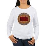 Kansas Birder Women's Long Sleeve T-Shirt