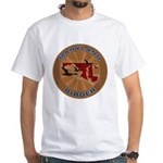 Maryland Birder White T-Shirt