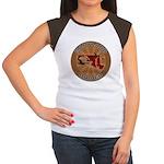 Maryland Birder Women's Cap Sleeve T-Shirt