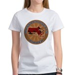 Massachusetts Birder Women's T-Shirt