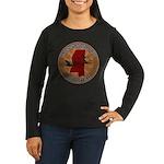 Mississippi Birder Women's Long Sleeve Dark T-Shir