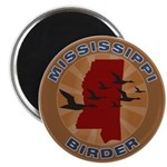 Mississippi Birder Magnet