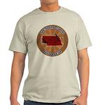 Nebraska Birder Light T-Shirt