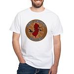 New Jersey Birder White T-Shirt