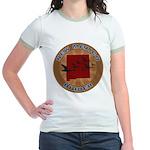 New Mexico Birder Jr. Ringer T-Shirt