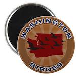 Washington Birder Magnet