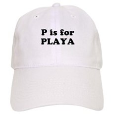 P is for PLAYA Cap