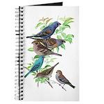 Grosbeaks & Buntings Journal
