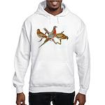 Fuertes' Passenger Pigeon Hooded Sweatshirt