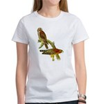 Red-shouldered Hawk Women's T-Shirt
