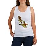 Red-shouldered Hawk Women's Tank Top