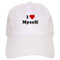 I Love [Heart] Myself Cap