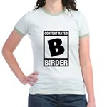 Rated B: Birder Jr. Ringer T-Shirt