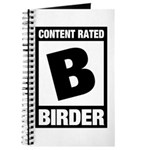 Rated B: Birder Journal