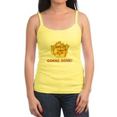 Gimme Some (of your tots)! Jr Spaghetti Tank