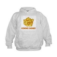 Gimme Some (of your tots)! Kids Hoodie